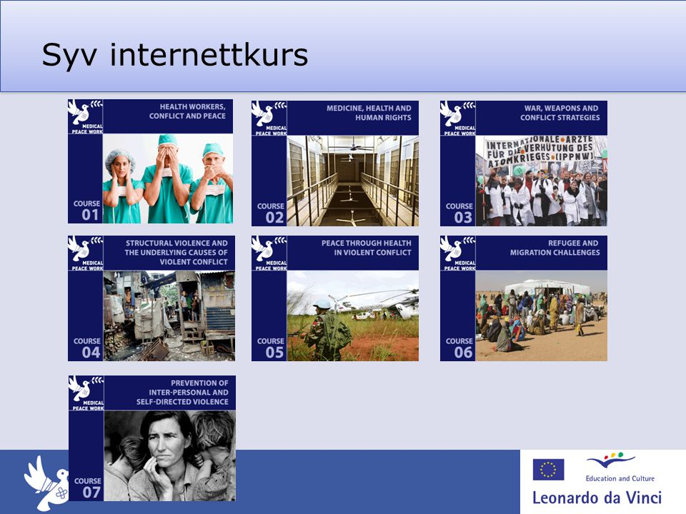 Syv internettkurs