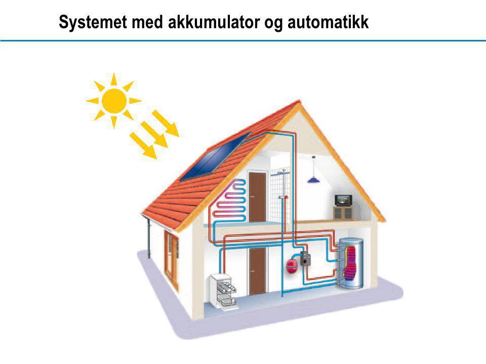 Systemet med akkumulator og automatikk
