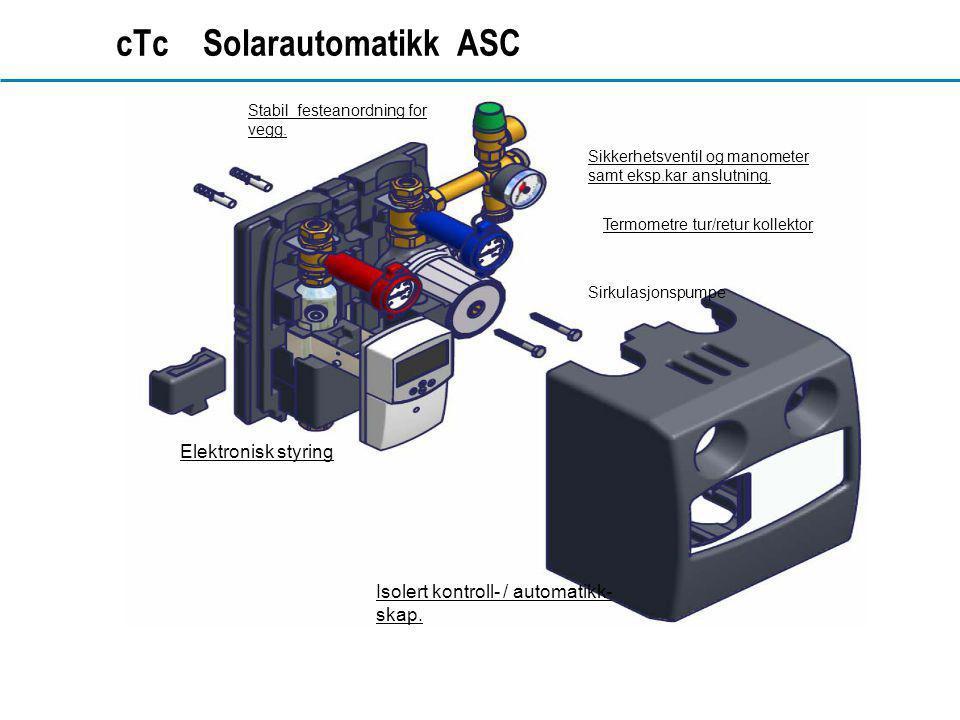 cTc Solarautomatikk ASC