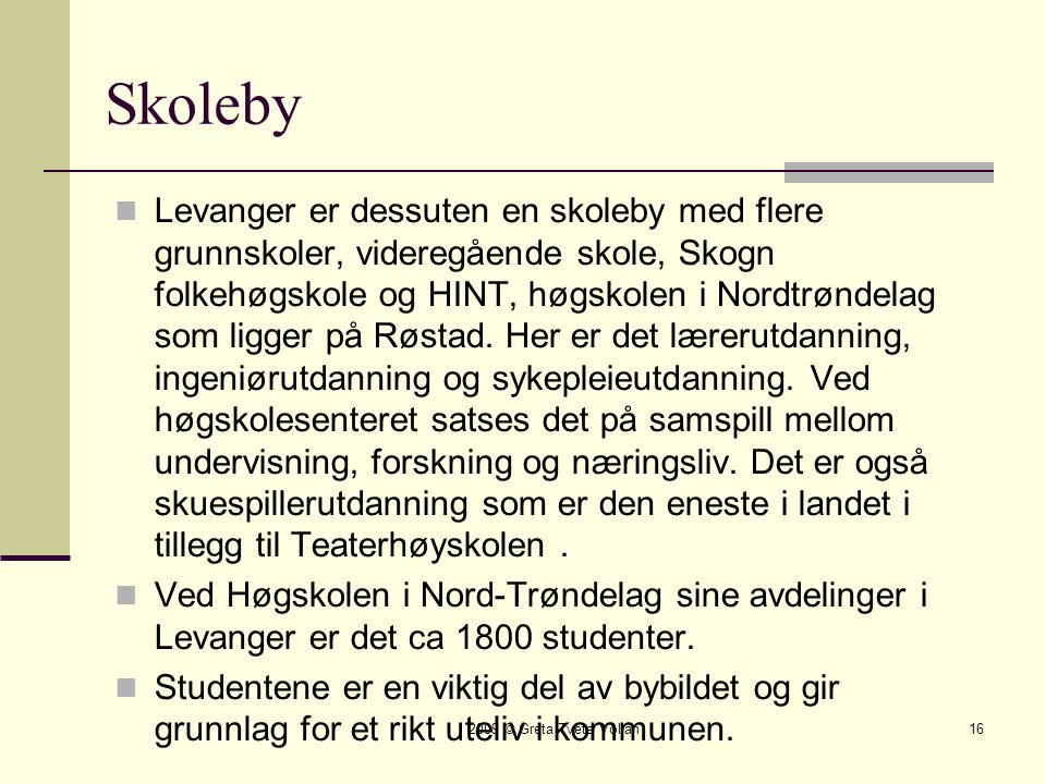 Skoleby