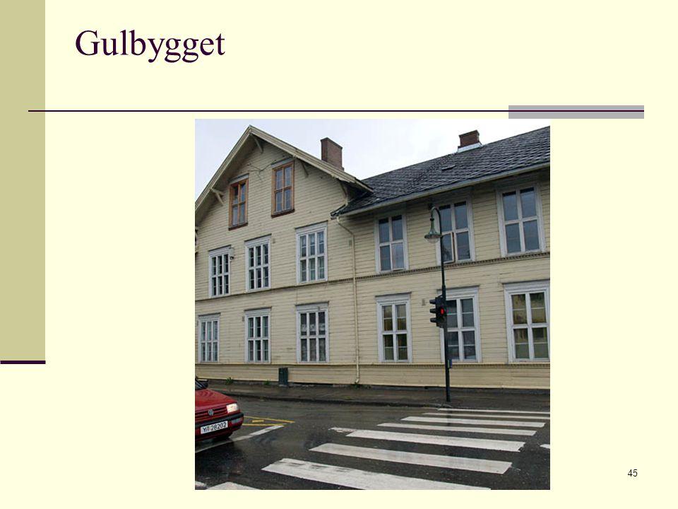 Gulbygget 2009 © Greta Tvete Vollan