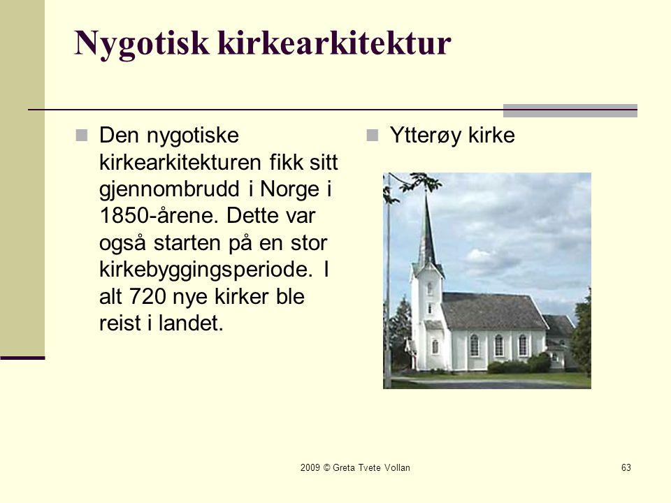 Nygotisk kirkearkitektur