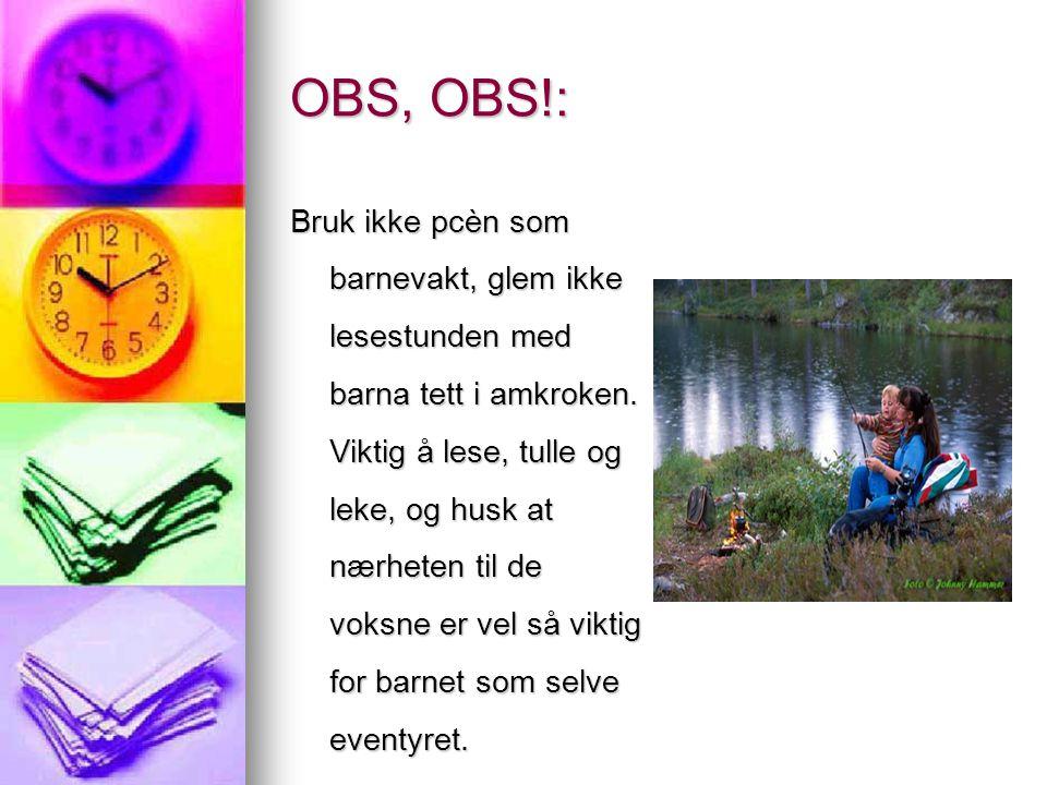 OBS, OBS!: