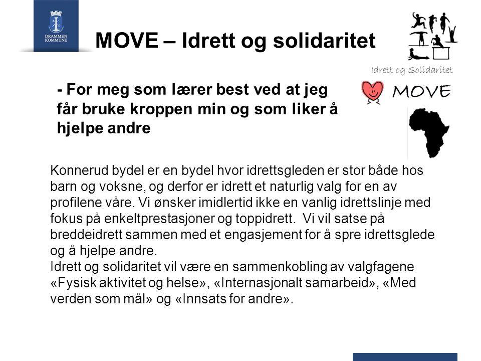 MOVE – Idrett og solidaritet