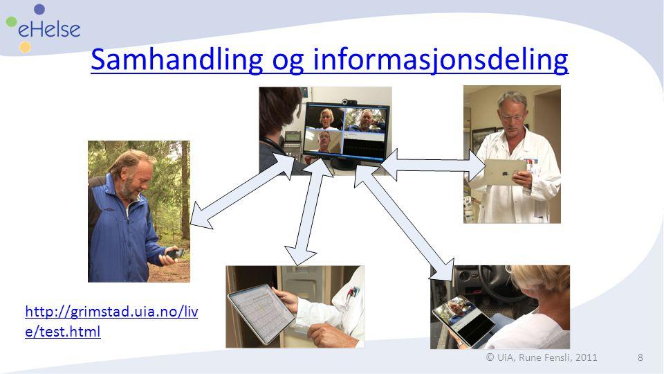 Samhandling og informasjonsdeling