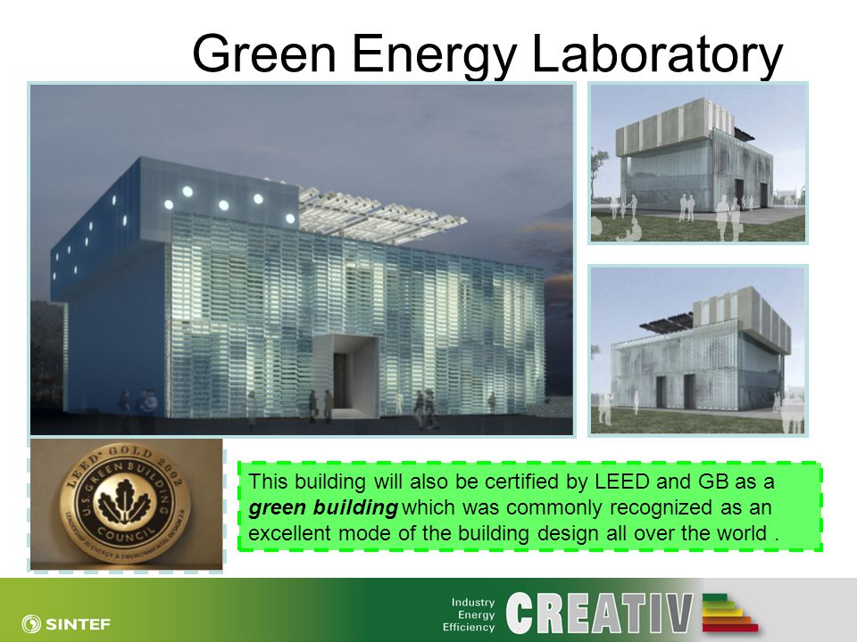 Green Energy Laboratory