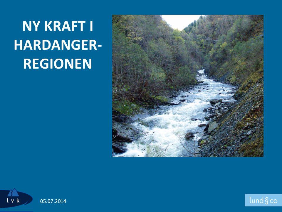 Ny kraft i Hardanger-Regionen