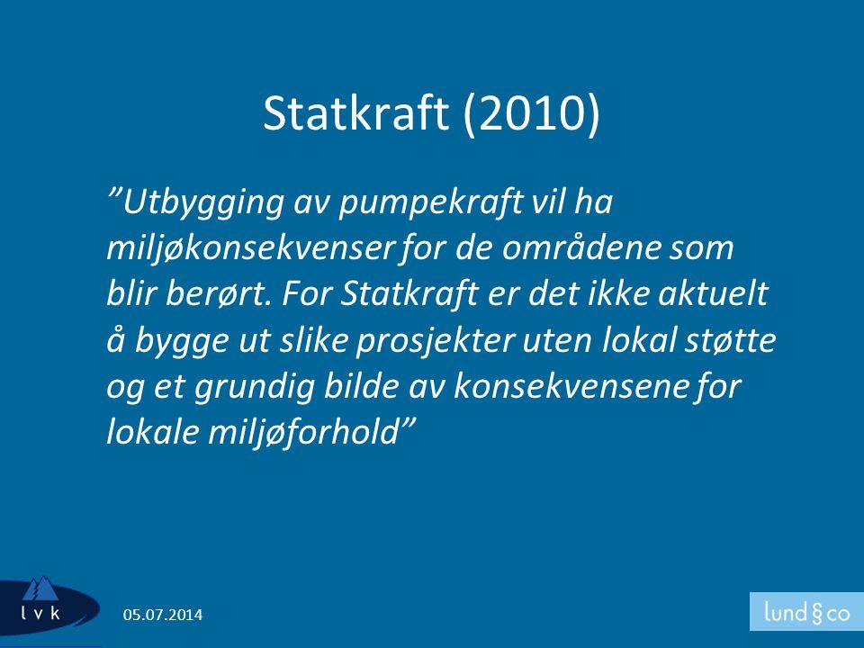 Statkraft (2010)
