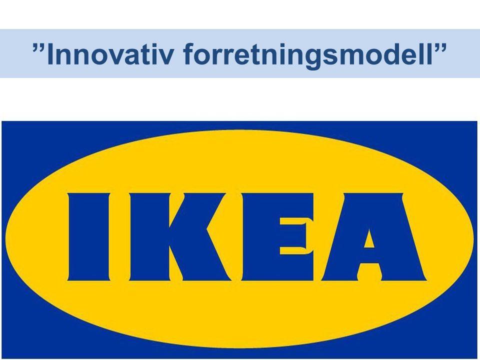 Innovativ forretningsmodell