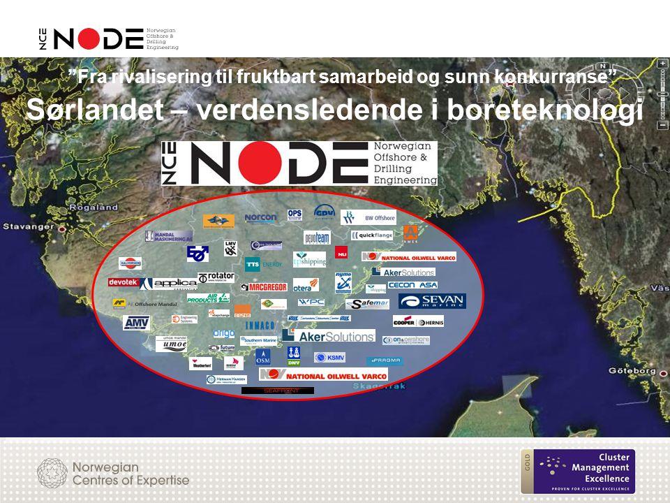 Sørlandet – verdensledende i boreteknologi