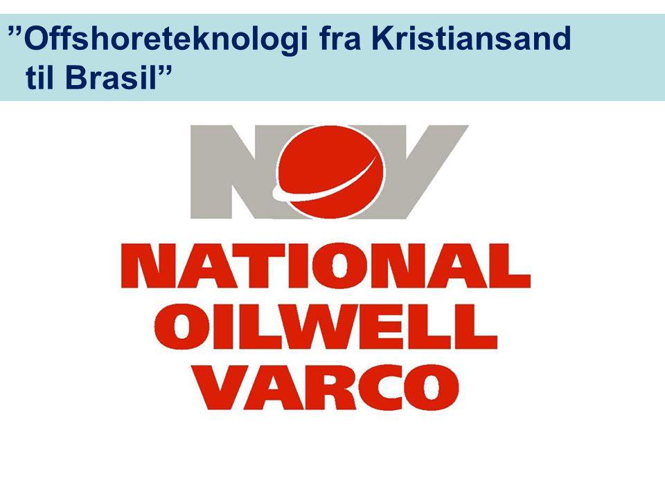 Offshoreteknologi fra Kristiansand