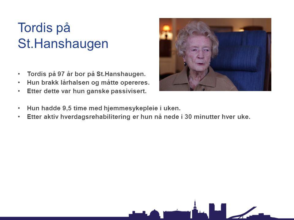 Tordis på St.Hanshaugen
