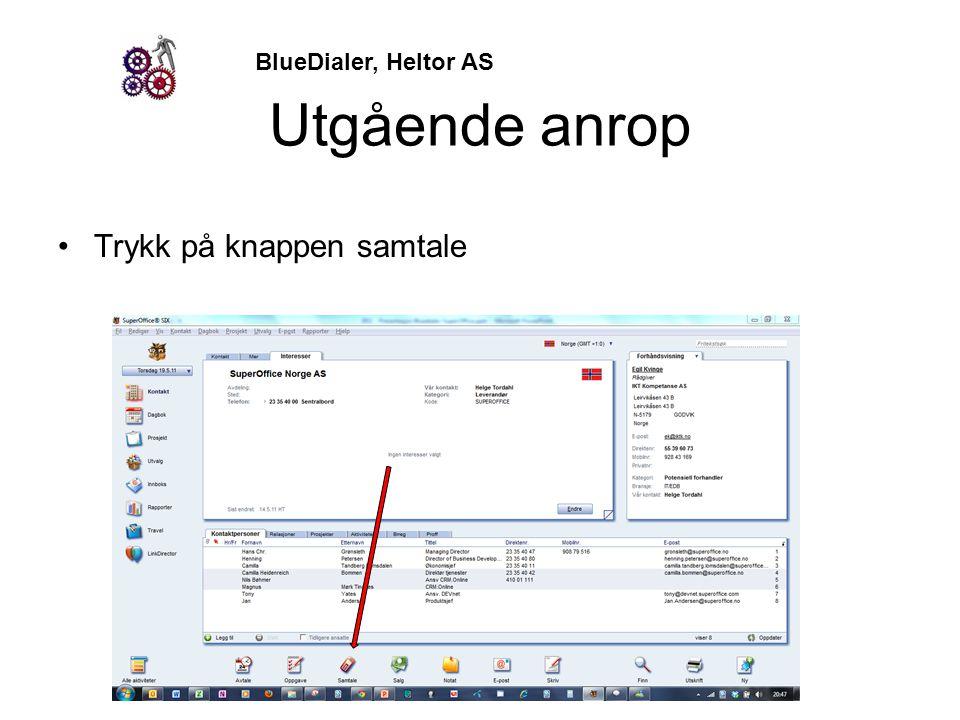 Helge Tordahl, Daglig leder - Heltor AS - 980 85 000