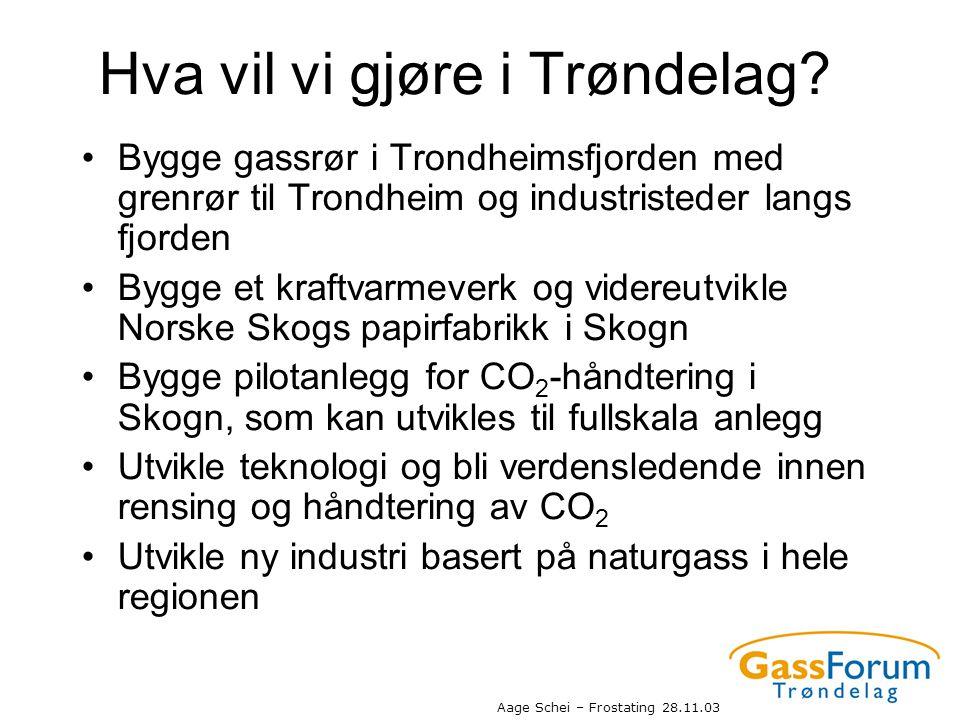 Hva vil vi gjøre i Trøndelag