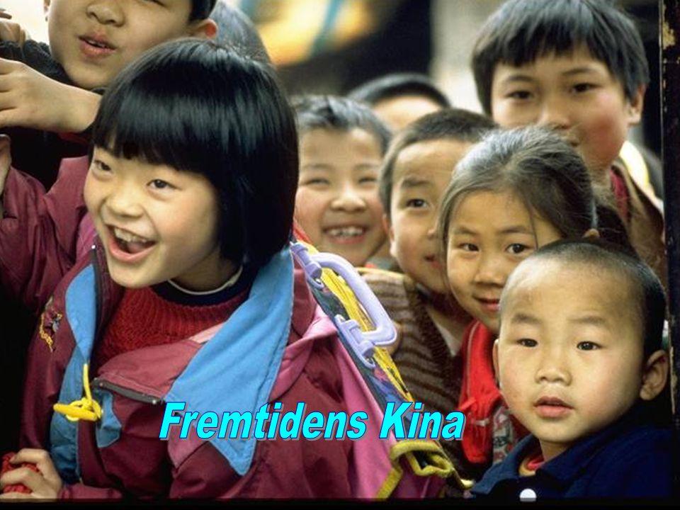 Fremtidens Kina
