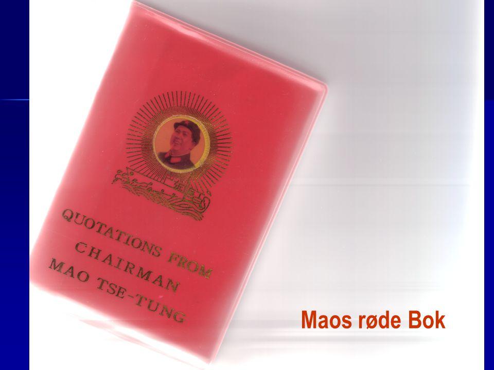 Maos røde Bok