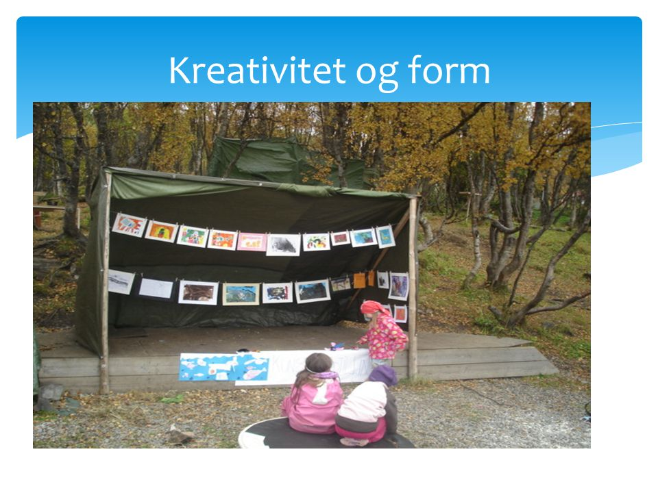 Kreativitet og form