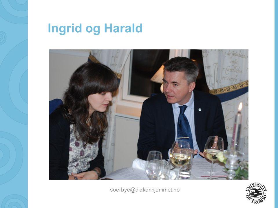 Ingrid og Harald