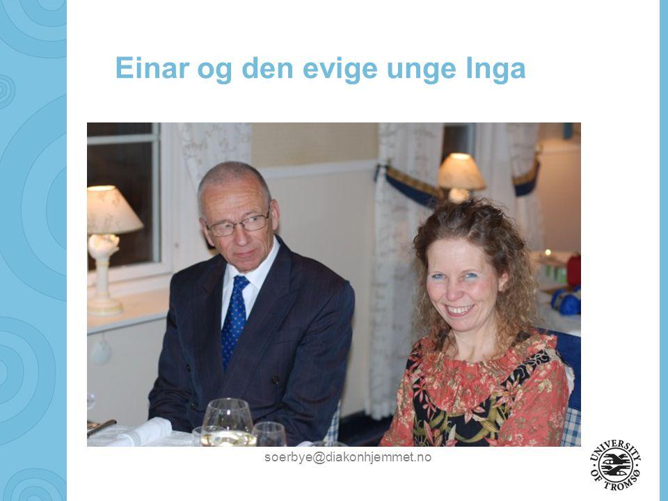 Einar og den evige unge Inga
