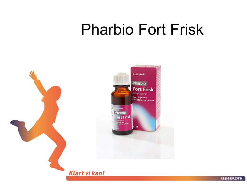Pharbio Fort Frisk