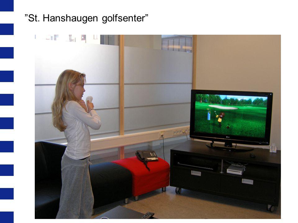 St. Hanshaugen golfsenter