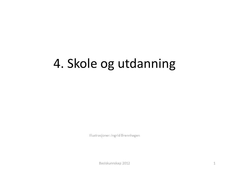 Illustrasjoner: Ingrid Brennhagen