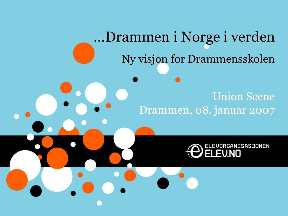 …Drammen i Norge i verden