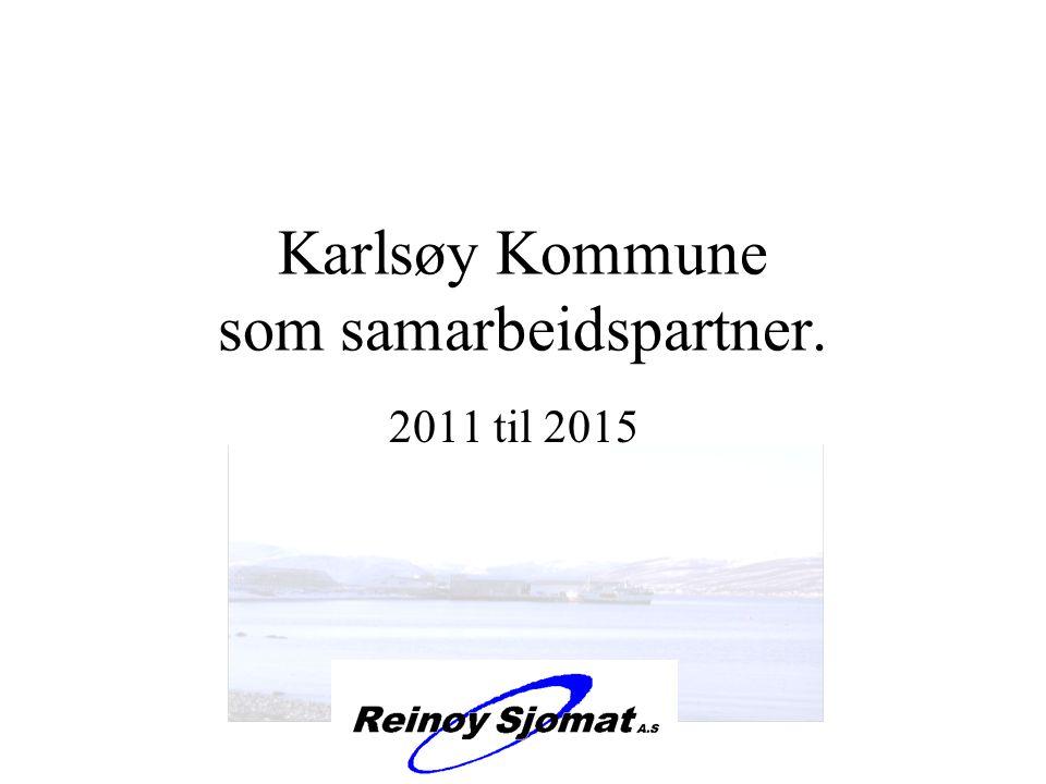 Karlsøy Kommune som samarbeidspartner.
