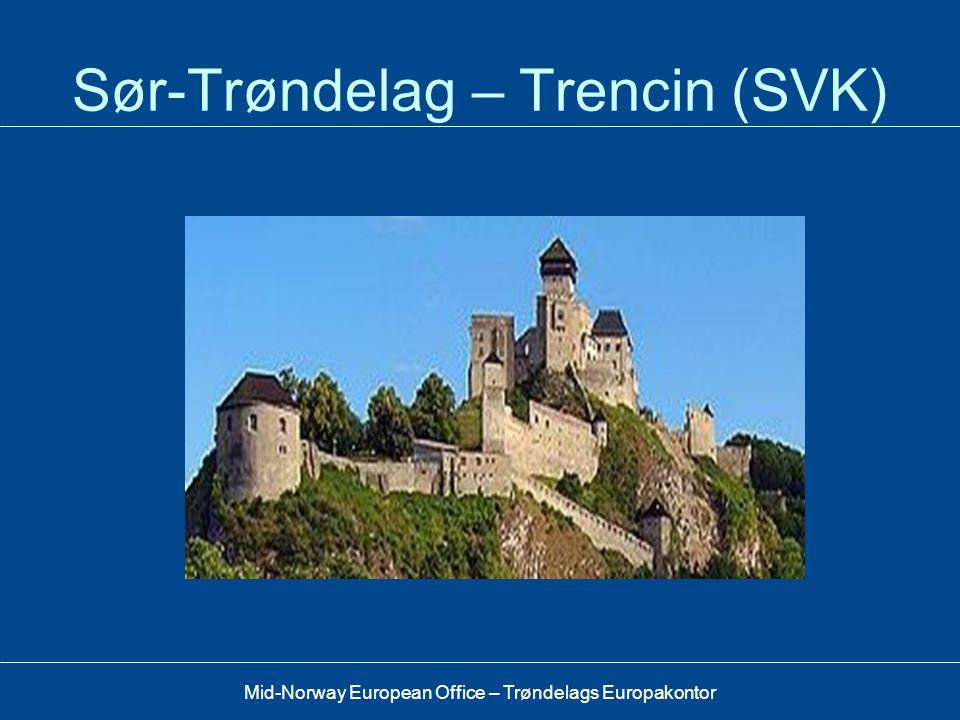 Sør-Trøndelag – Trencin (SVK)