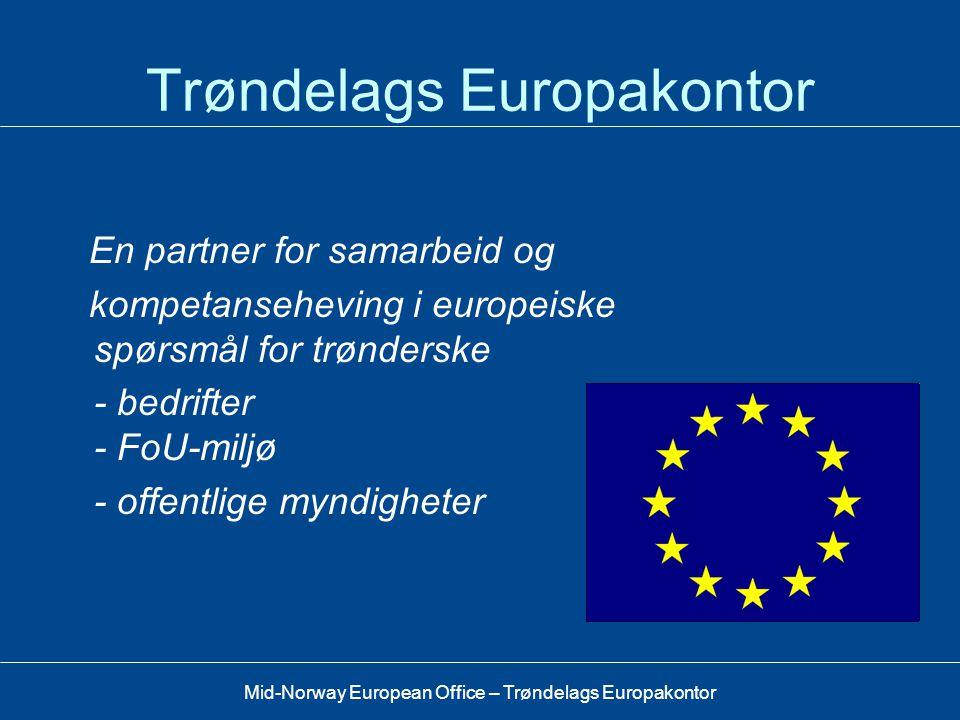 Trøndelags Europakontor