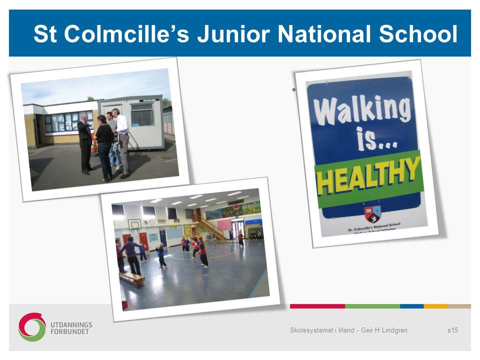 St Colmcille's Junior National School
