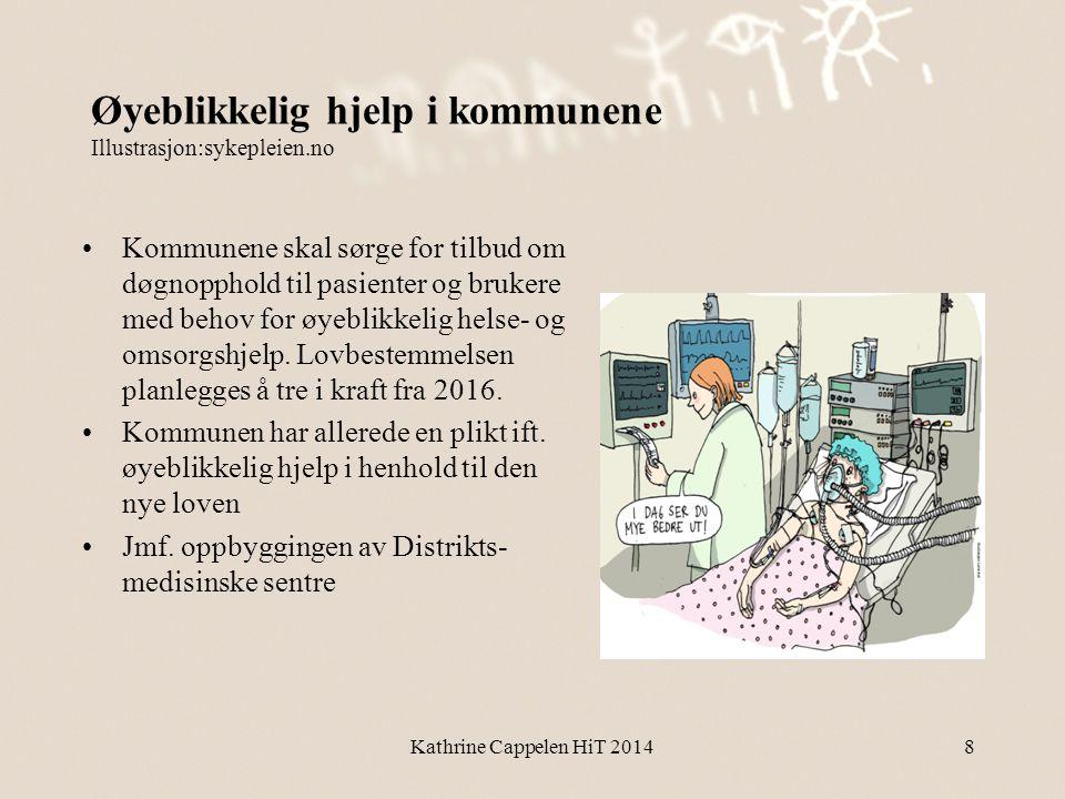 Øyeblikkelig hjelp i kommunene Illustrasjon:sykepleien.no