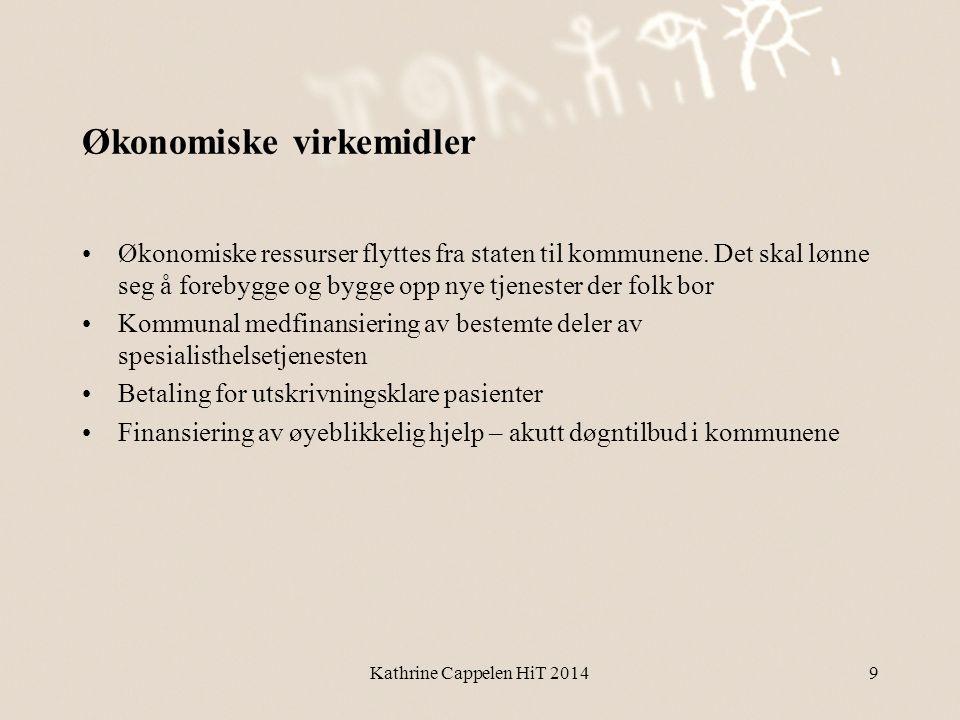 Økonomiske virkemidler