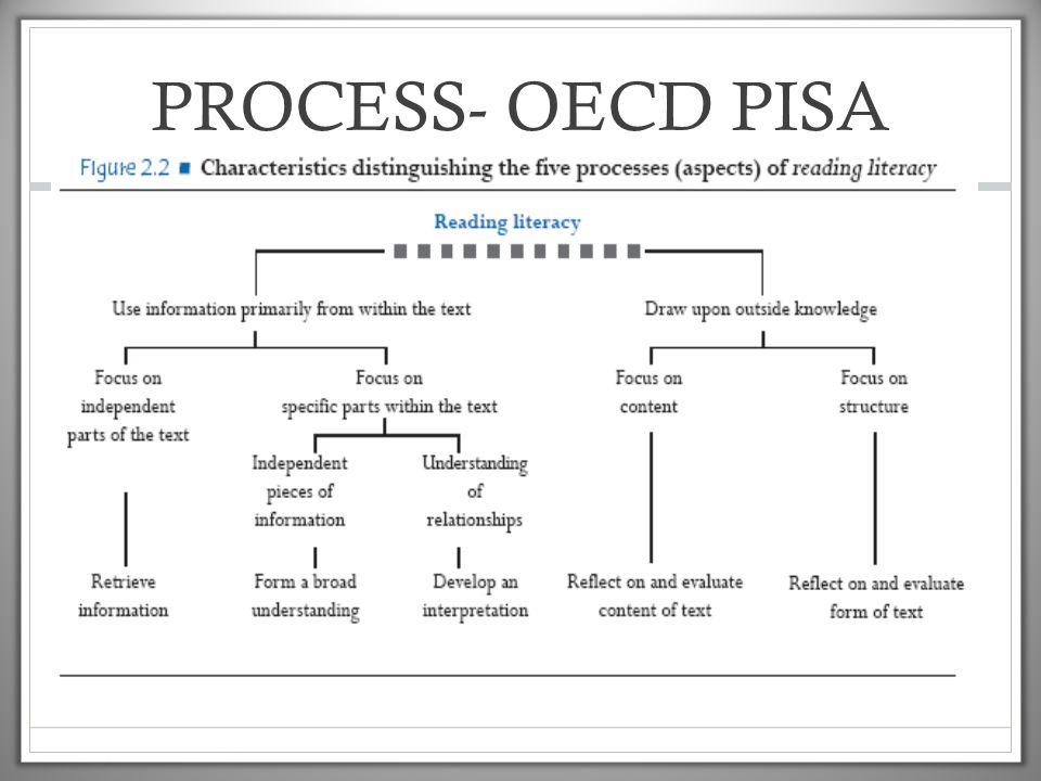 PROCESS- OECD PISA Kompleksiteten Rauding learning memorising