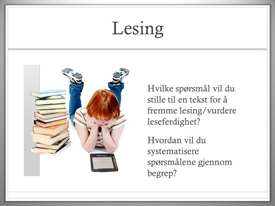 Lesing