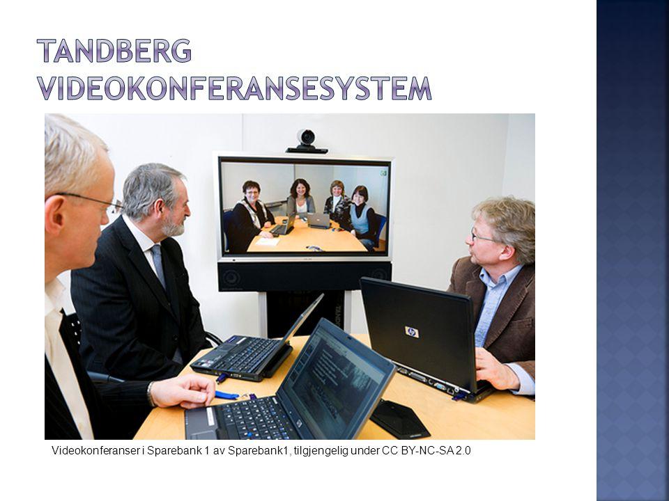 Tandberg videokonferansesystem