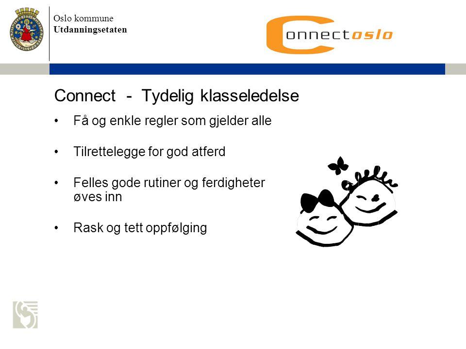 Connect - Tydelig klasseledelse