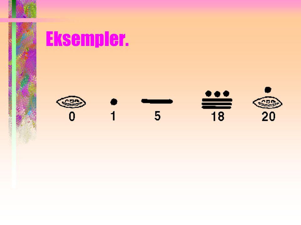 Eksempler.
