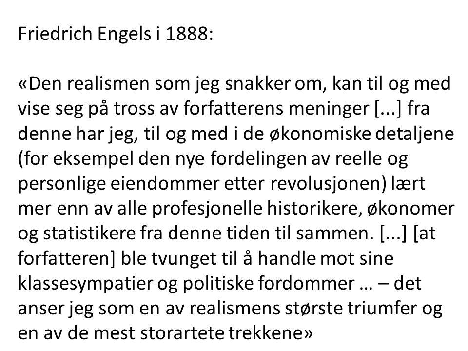 Friedrich Engels i 1888: