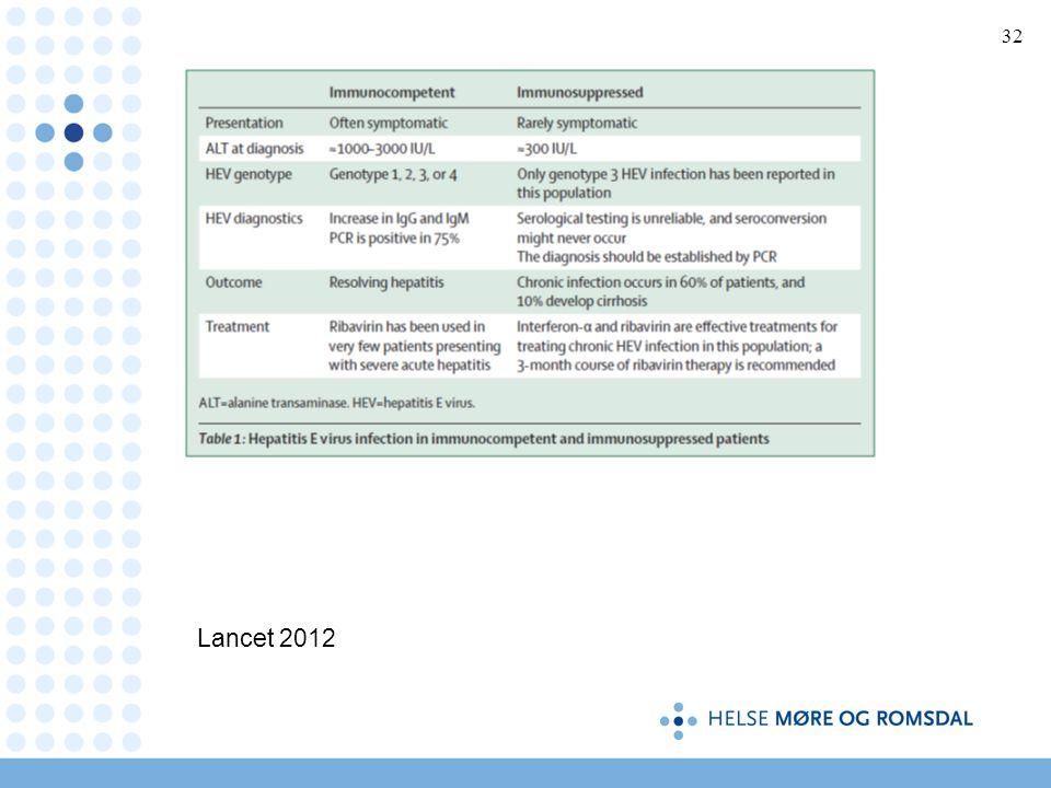 Lancet 2012