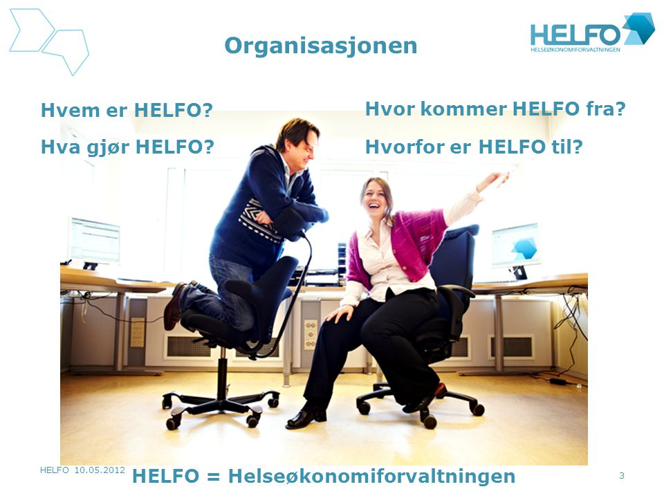 HELFO = Helseøkonomiforvaltningen