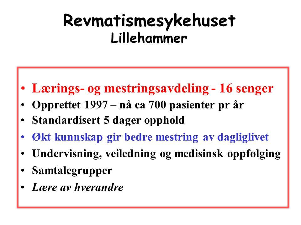 Revmatismesykehuset Lillehammer