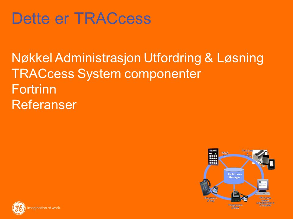 TRACcess System Administrator's Computer