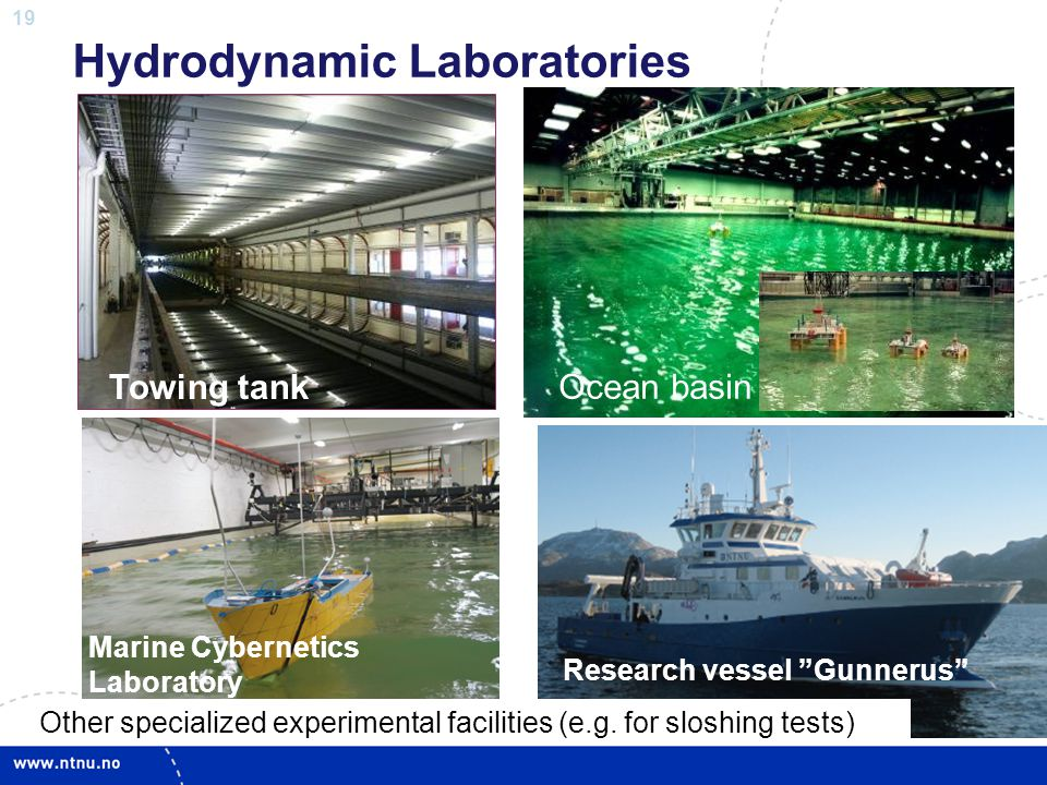 Hydrodynamic Laboratories