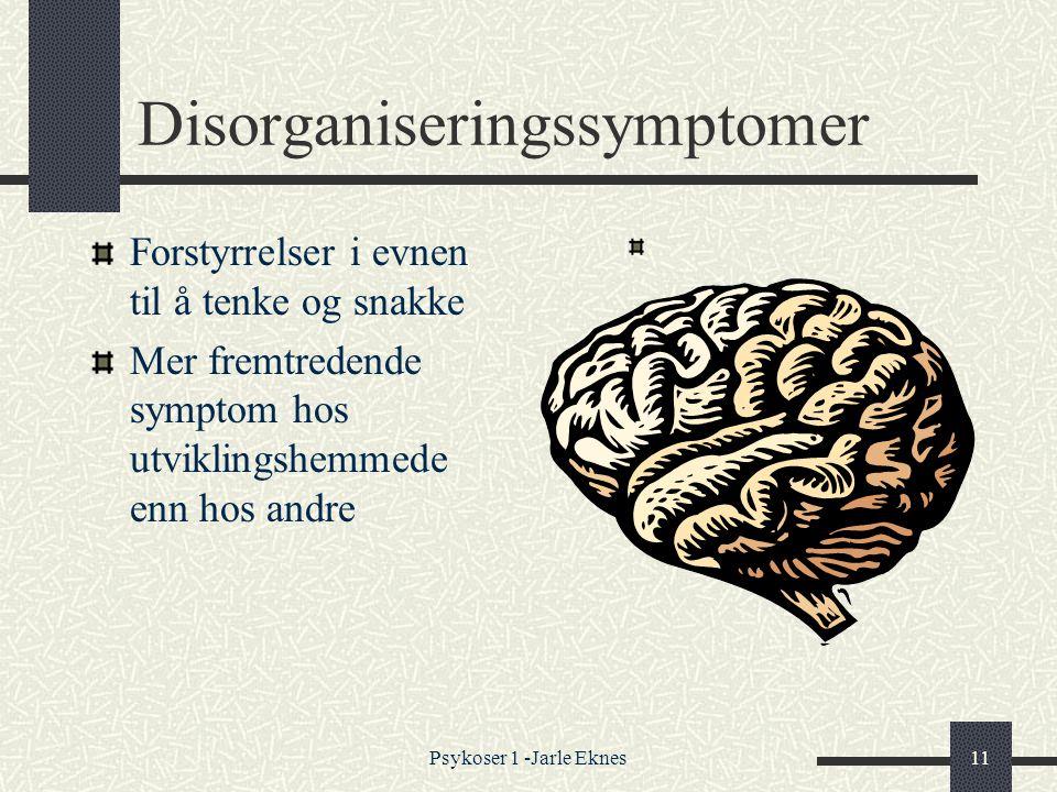 Disorganiseringssymptomer