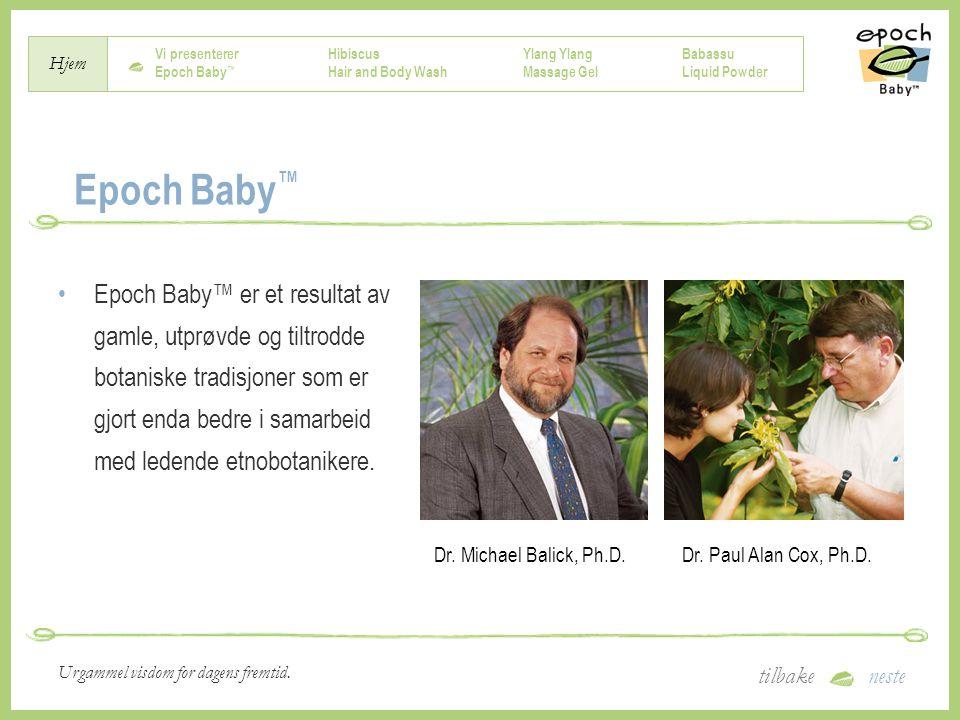 Epoch Baby™