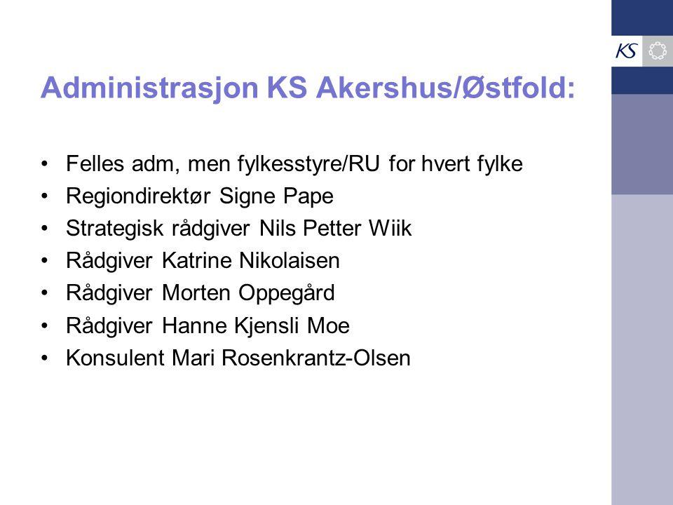 Administrasjon KS Akershus/Østfold: