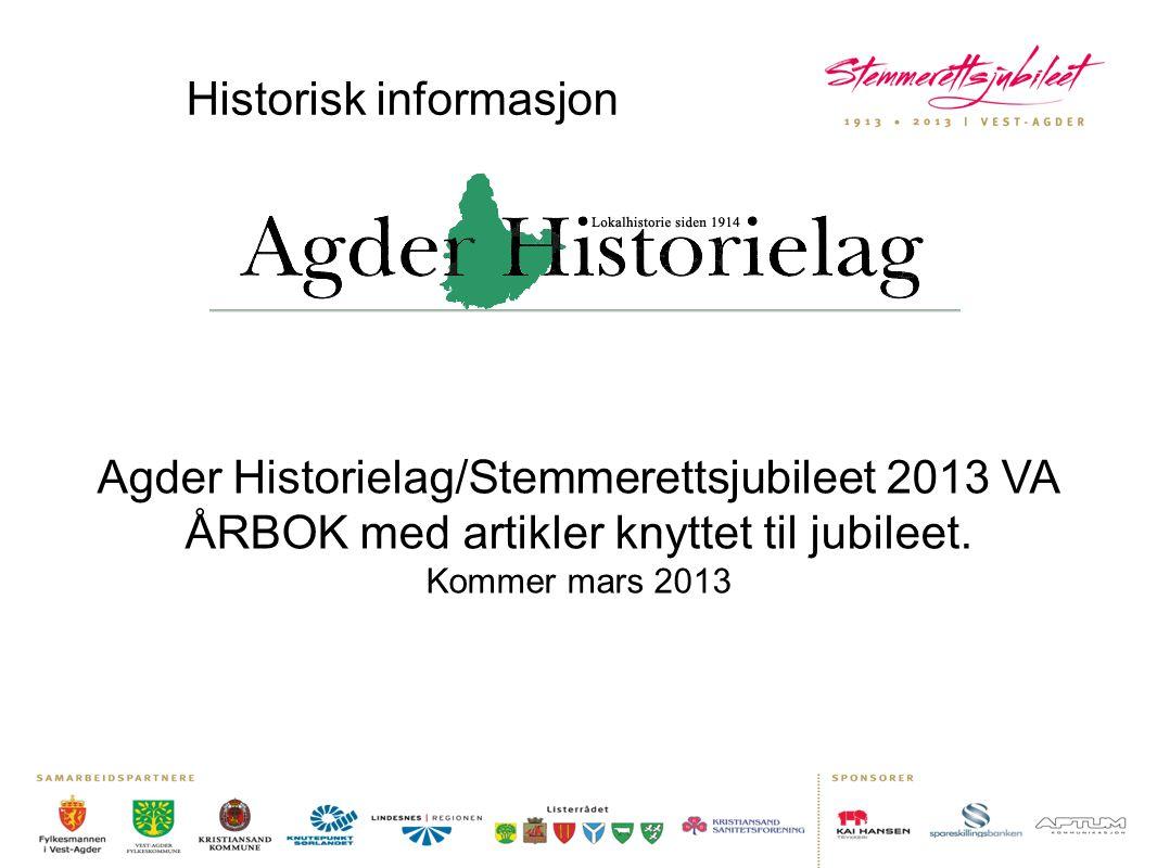 Historisk informasjon