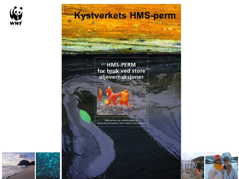 Kystverkets HMS-perm