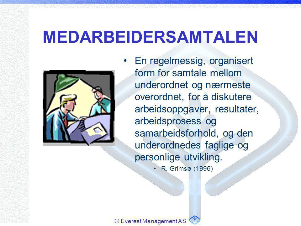 MEDARBEIDERSAMTALEN